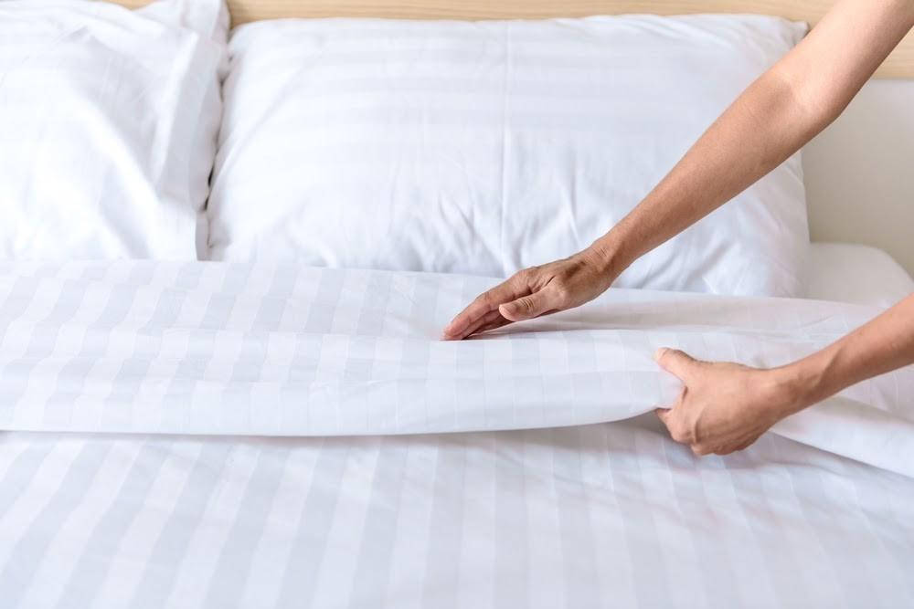 ผ้าปูที่นอน